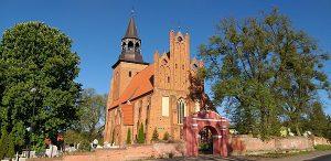 St. Katarzyna Aleksandryjska in Klonówka