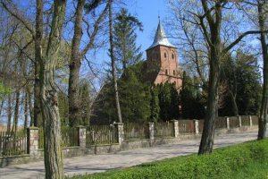 Church of the Holy Trinity, Lubiszewo-Tzcewskie